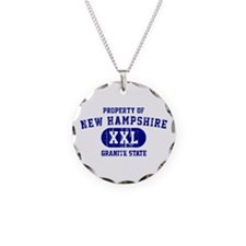 Property of New Hampshire the Granite State Neckla