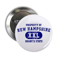 """Property of New Hampshire the Granite State 2.25"""""""