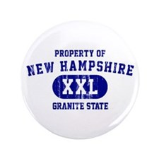 """Property of New Hampshire the Granite State 3.5"""" B"""