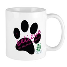 I Believe in Second Chances Mug