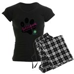 I Believe in Second Chances Women's Dark Pajamas