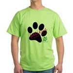I Believe in Second Chances Green T-Shirt