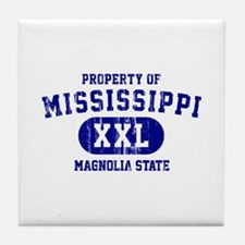 Property of Mississippi the Magnolia State Tile Co