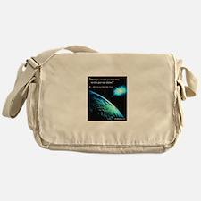 Take Your Own Advice Messenger Bag
