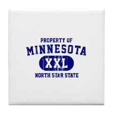 Property of Minnesota, North Star State Tile Coast