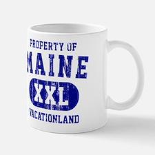 Property of Maine the Vacationland Mug