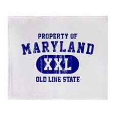 Property of Maryland the Old Line State Stadium B