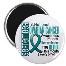 Ovarian Cancer Awareness Month Magnet