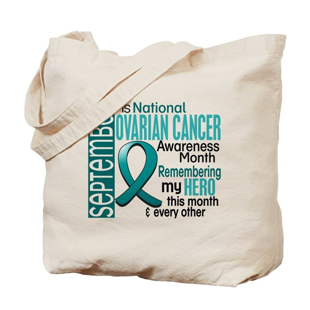 ovarian cancer month usa | just b.CAUSE