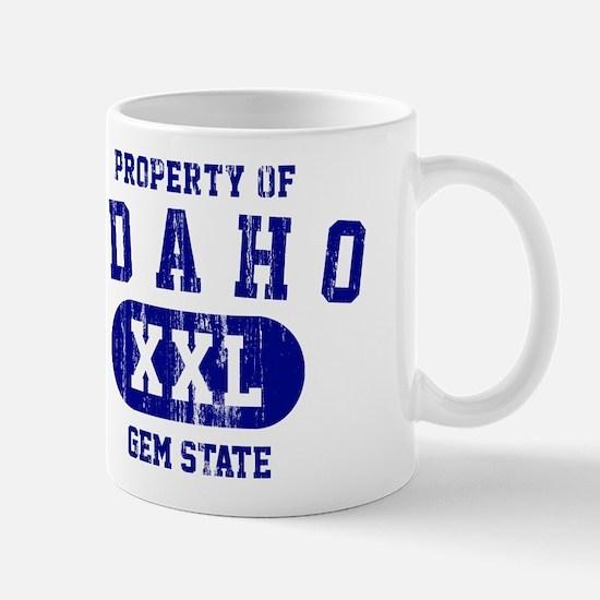 Property of Montana, Treasure State Mug