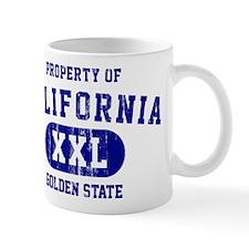 Property of California the Golden State Mug