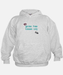 Gluten Free Kisses Only Hoodie