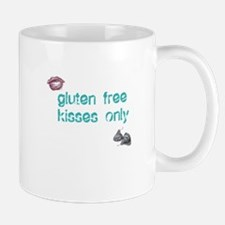 Gluten Free Kisses Only Mug