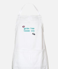 Gluten Free Kisses Only Apron