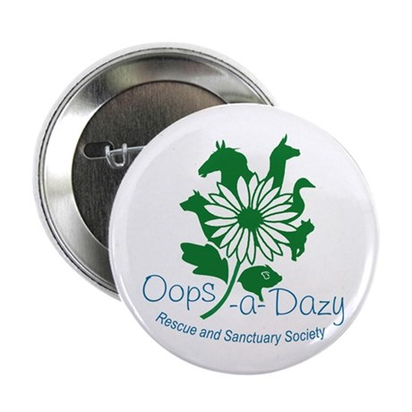 "Oops-a-Dazy Logo 2.25"" Button (100 pack)"