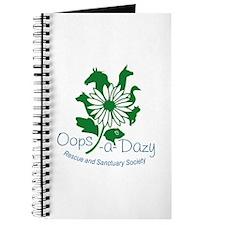Oops-a-Dazy Logo Journal