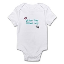 Gluten Free Kisses Only Onesie