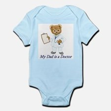 Doctor Dad Infant Creeper