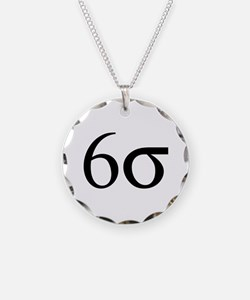 6 Sigma Necklace