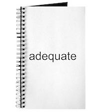 adequate Journal