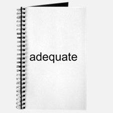 adequate Journal
