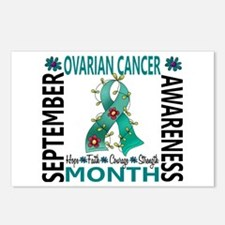 Ovarian Cancer Awareness Month Postcards (Package