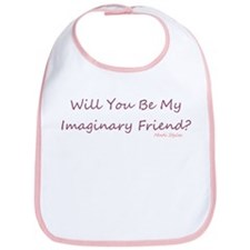 Imaginary Friend Bib
