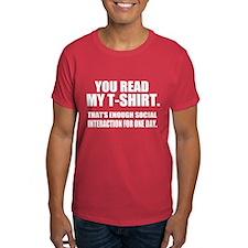 Social interaction T-Shirt