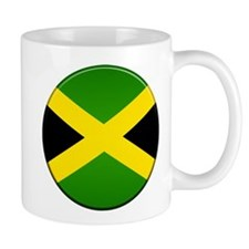 Jamaican Button Mug