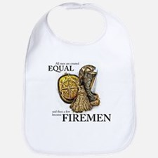 A Few Become Firemen Bib