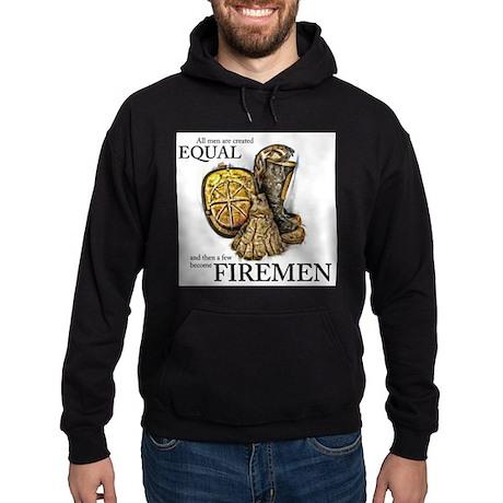 A Few Become Firemen Hoodie (dark)