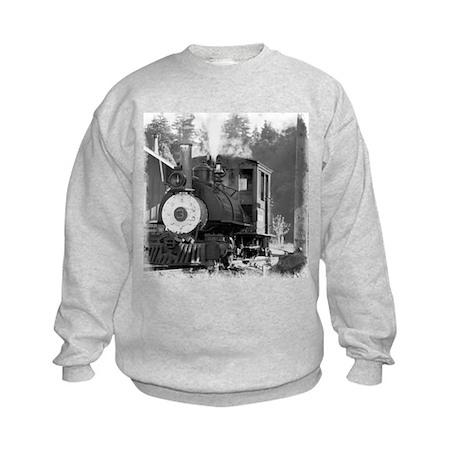 Roaring Camp Narrow Gauge Kids Sweatshirt