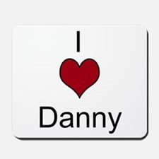 I 3 Danny Mousepad