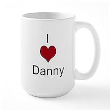 I 3 Danny Mug