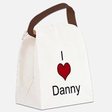 I 3 Danny Canvas Lunch Bag