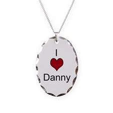 I 3 Danny Necklace
