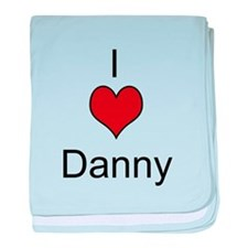 I 3 Danny baby blanket