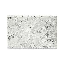 Plant Rectangle Magnet