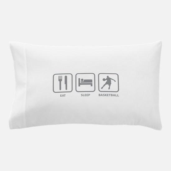 Eat Sleep Basketball Pillow Case