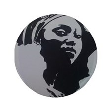 "MOTHER AFRICA 3.5"" Button"