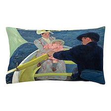 Cassatt - Boating Party Pillow Case