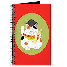 Graduation Maneki Neko Journal