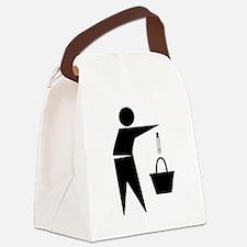 shirt.gif Canvas Lunch Bag