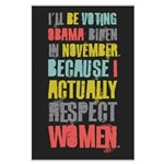 Respect Women Large Poster