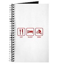 Eat Sleep BMX Journal