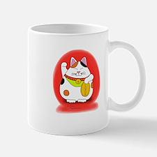 Good Luck Maneki Neko Mug
