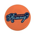 "Outsource Romney 3.5"" Button"