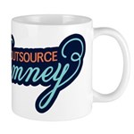 Outsource Romney Mug