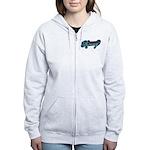 Outsource Romney Women's Zip Hoodie