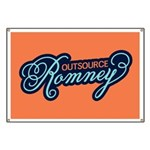 Outsource Romney Banner